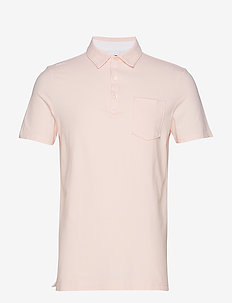 Don't-Sweat-It Polo - PINK ICING