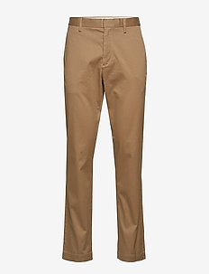Aiden Slim Rapid Movement Chino - pantalons chino - airforce khaki