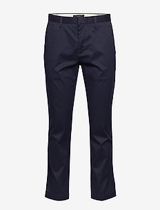 Aiden Slim Rapid Movement Chino - chinos - preppy navy