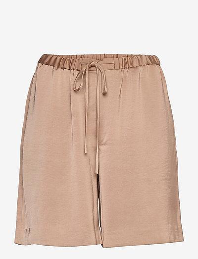 "Satin 7"" Bermuda Short - casual shorts - bare"