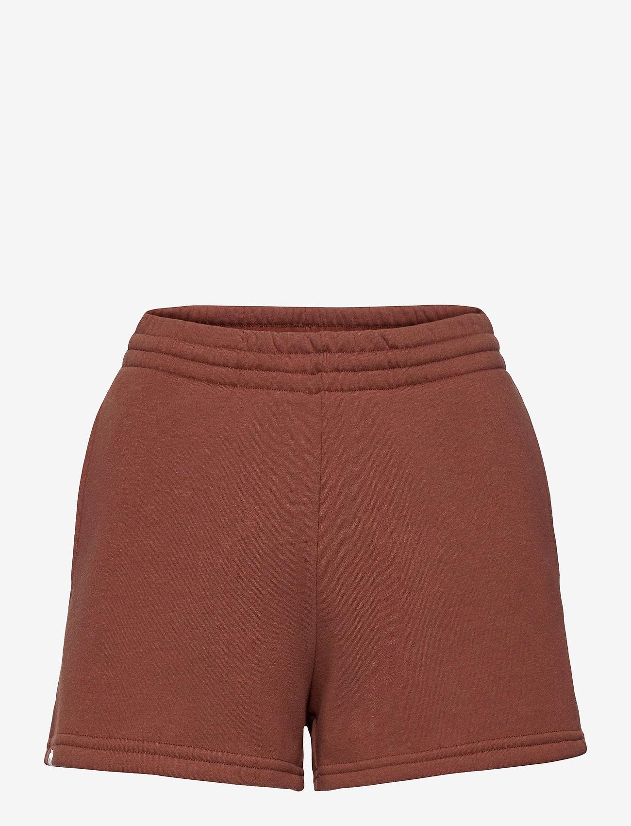 Barbara Kristoffersen by Rosemunde - Shorts - shorts casual - chocolate brown - 0