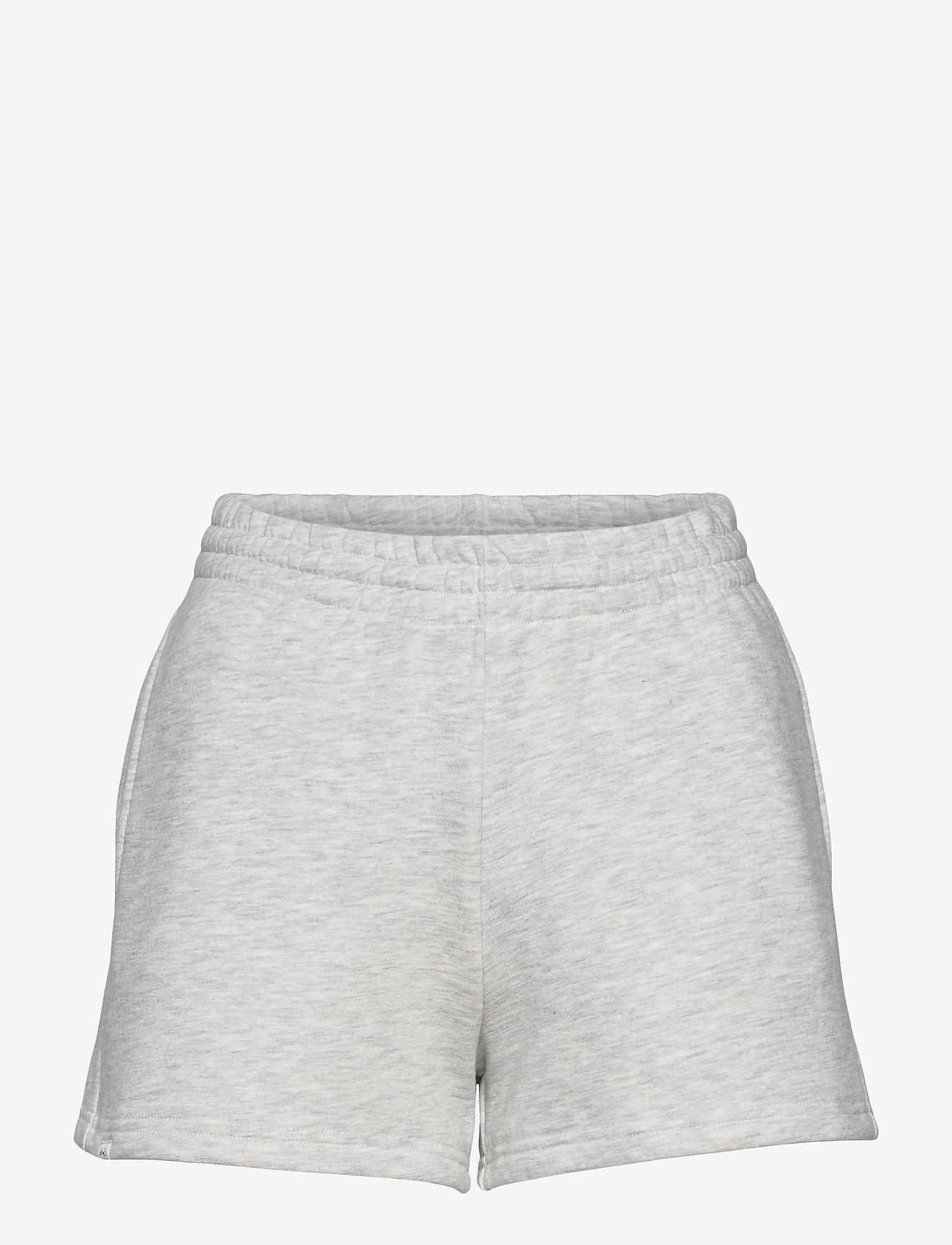 Barbara Kristoffersen by Rosemunde - Shorts - shorts casual - silver grey melange - 0