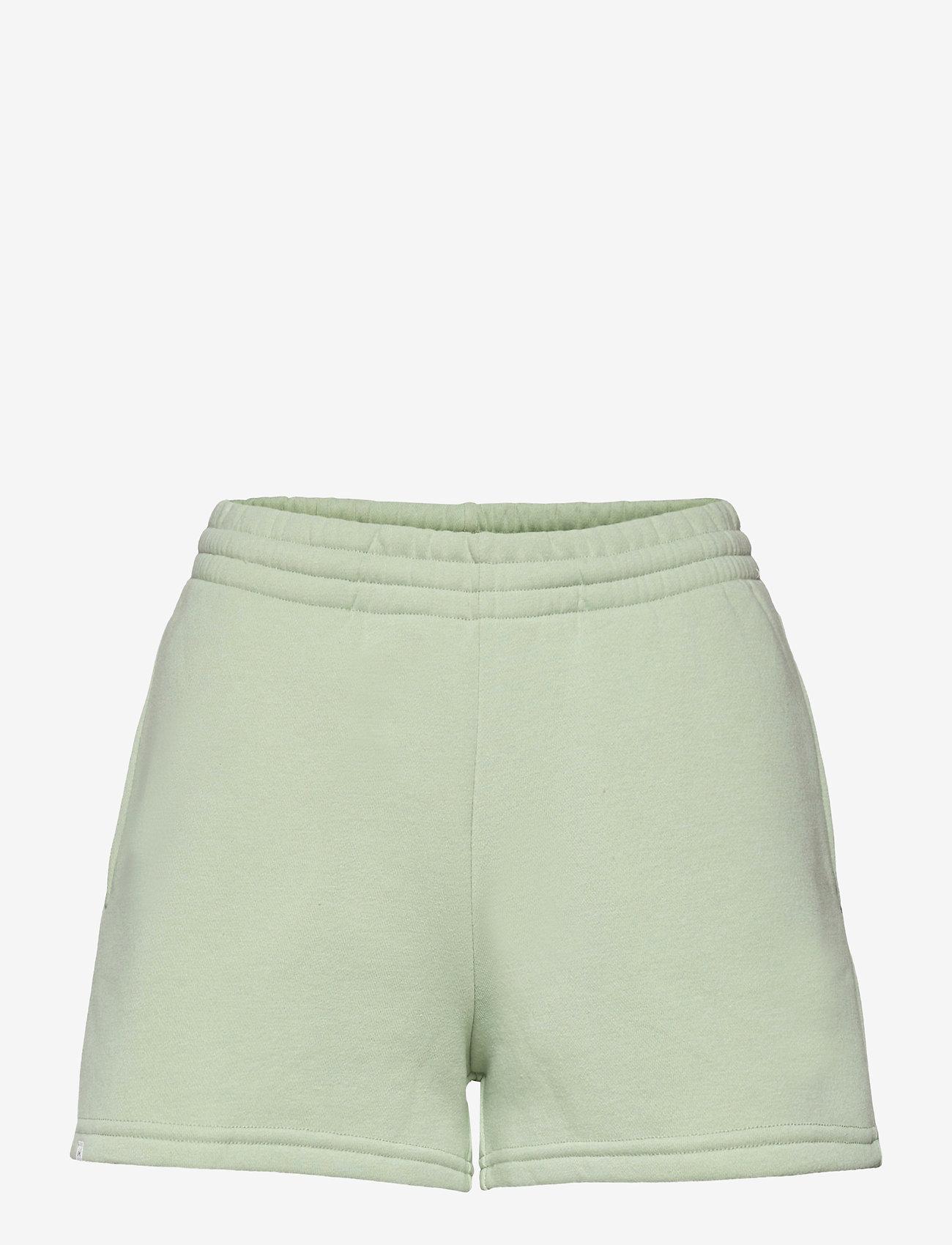 Barbara Kristoffersen by Rosemunde - Shorts - shorts casual - smoke green - 1