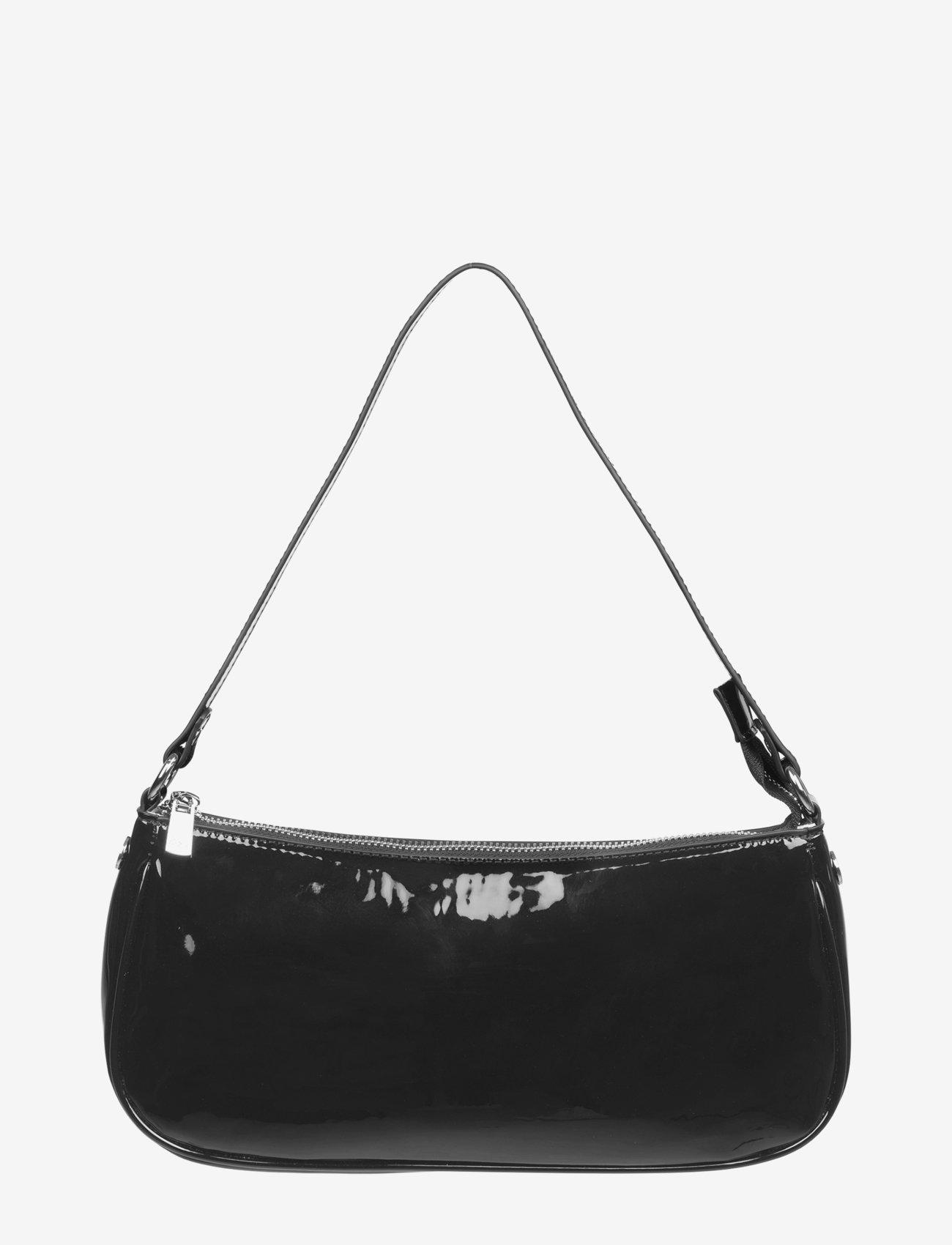 Barbara Kristoffersen by Rosemunde - Bag small - handväskor - black silver - 0