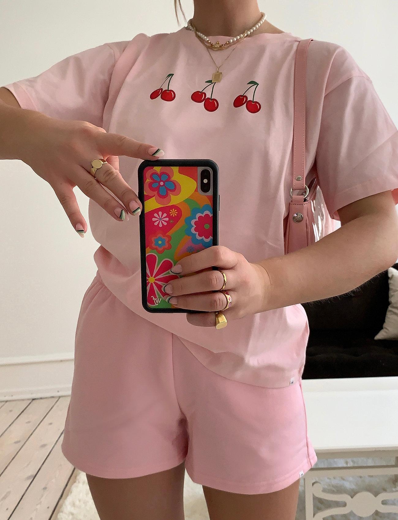 Barbara Kristoffersen by Rosemunde - Shorts - shorts casual - candy pink - 0