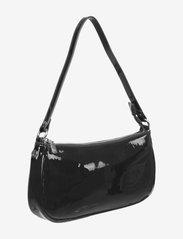 Barbara Kristoffersen by Rosemunde - Bag small - handväskor - black silver - 1