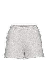 Shorts - SILVER GREY MELANGE