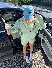 Barbara Kristoffersen by Rosemunde - Shorts - shorts casual - smoke green - 0