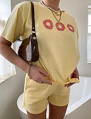 Barbara Kristoffersen by Rosemunde - Bag small - handväskor - dark chocolate silver - 0