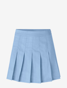 Skirt - korta kjolar - serenity blue