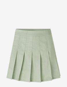 Skirt - korta kjolar - smoke green