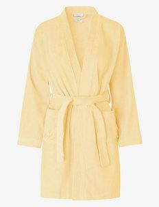 robe - undertøj - sunligth yellow