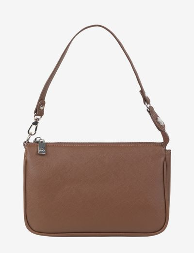 Bag small - skuldervesker - dachshund silver