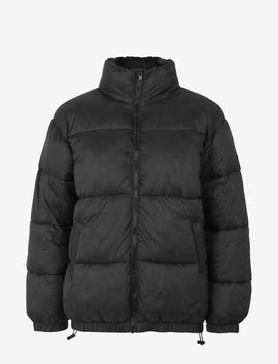 Jacket ls - bomber jakker - black