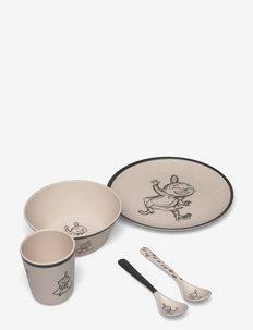 Moomin Little My Tableware 5 pcs set - astiasetit - multiple color