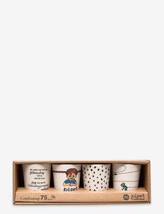 Pippi 4 tumbler - kupit & mukit - multiple color