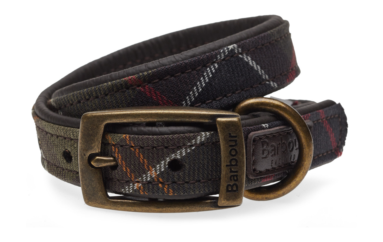 Barbour Barbour Tar Dog Collar - CLASSIC TARTAN