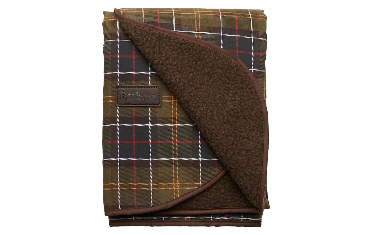 Barbour Barbour Dog Blanket - CLASSIC/BROWN