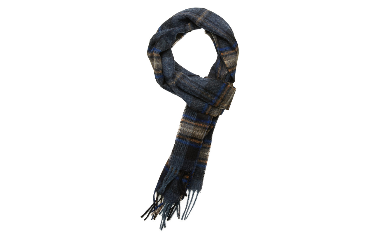 Barbour Barbour Rothwell Scarf - BLUE/STONE