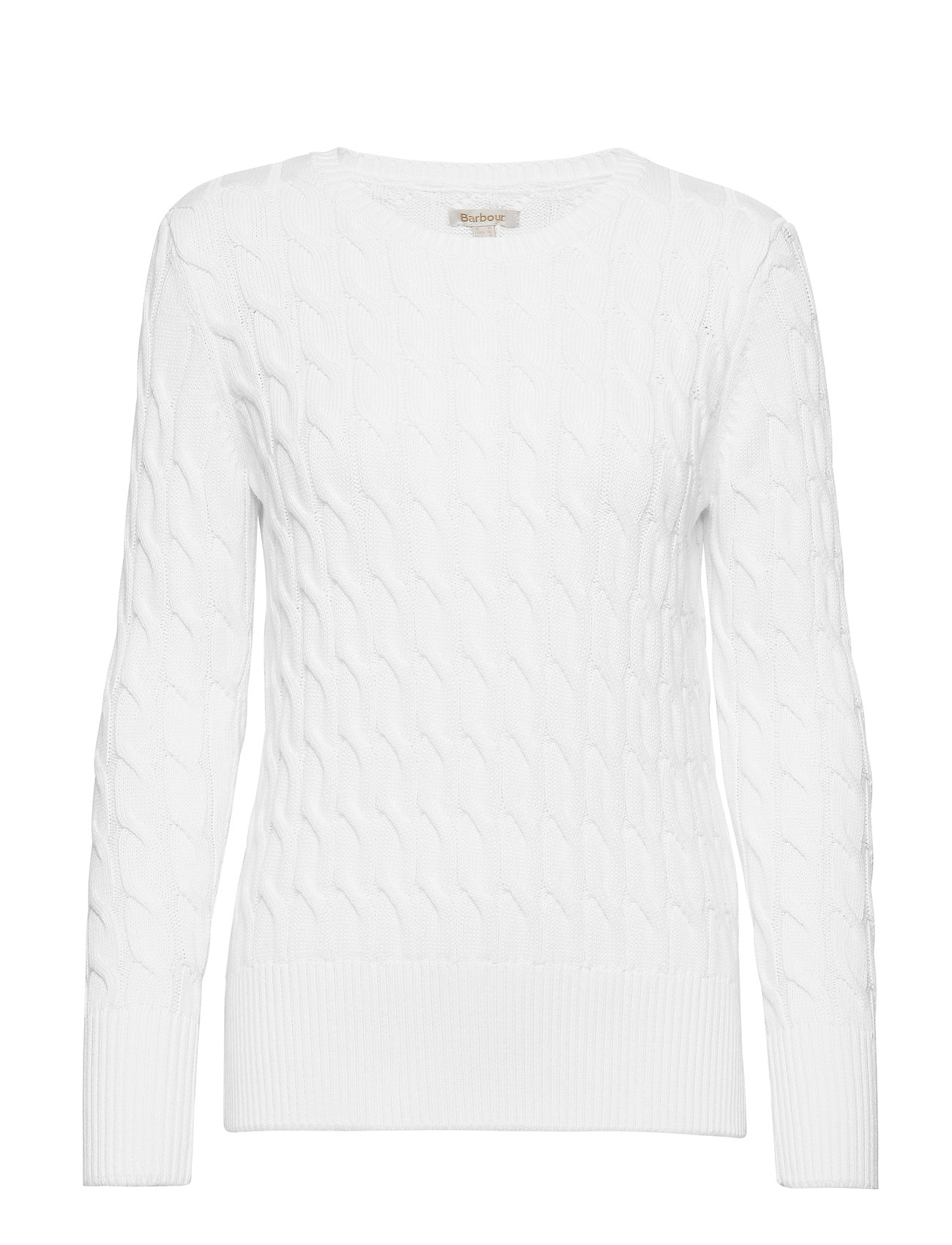 Barbour Barbour Lewes Knit - OFF WHITE