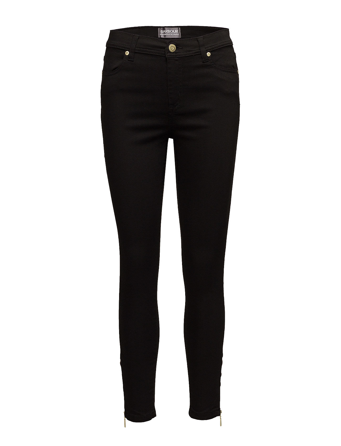 Barbour B.Intl Durant Jean - BLACK
