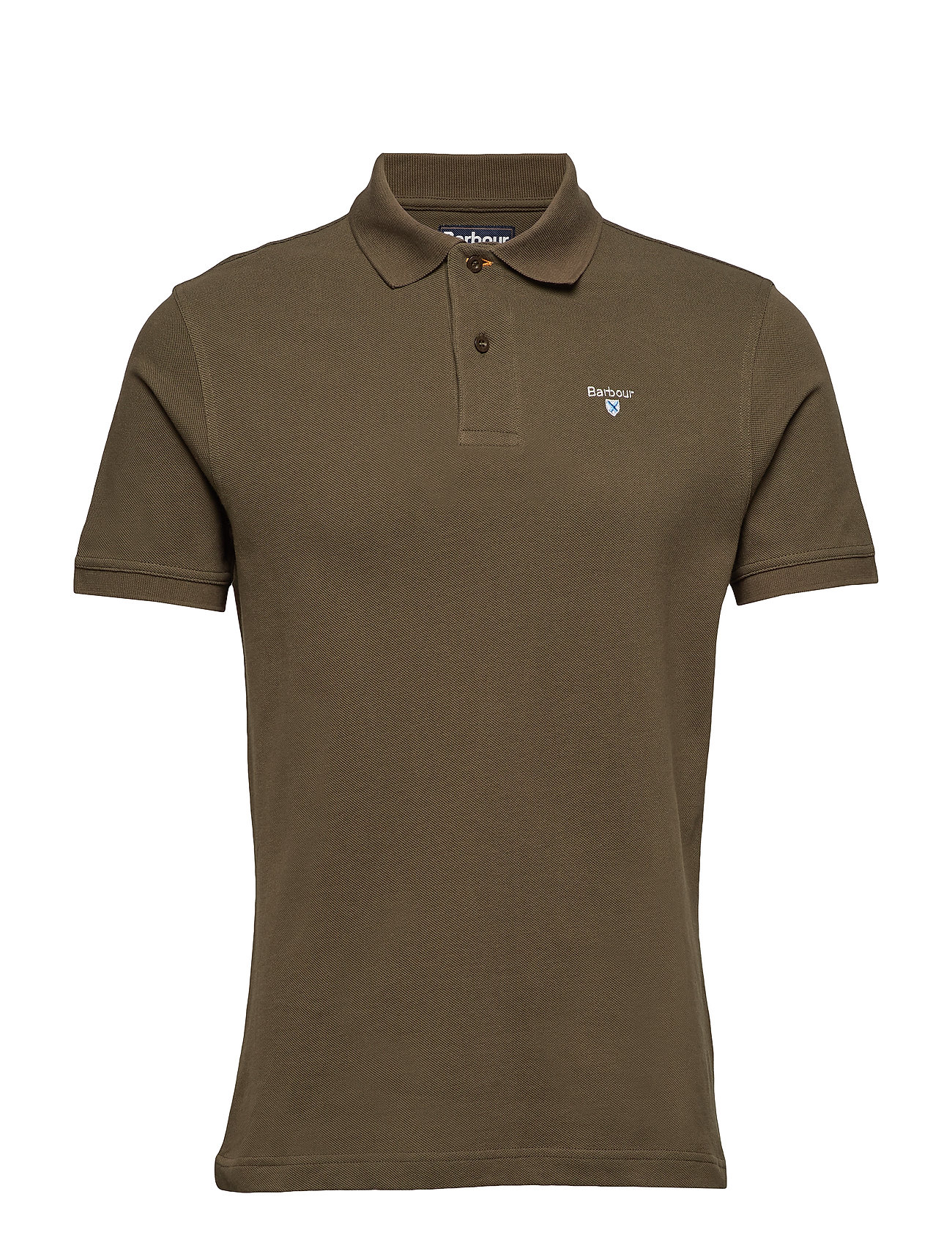 Image of Barbour Sports Polo Polos Short-sleeved Grøn Barbour (3334482283)