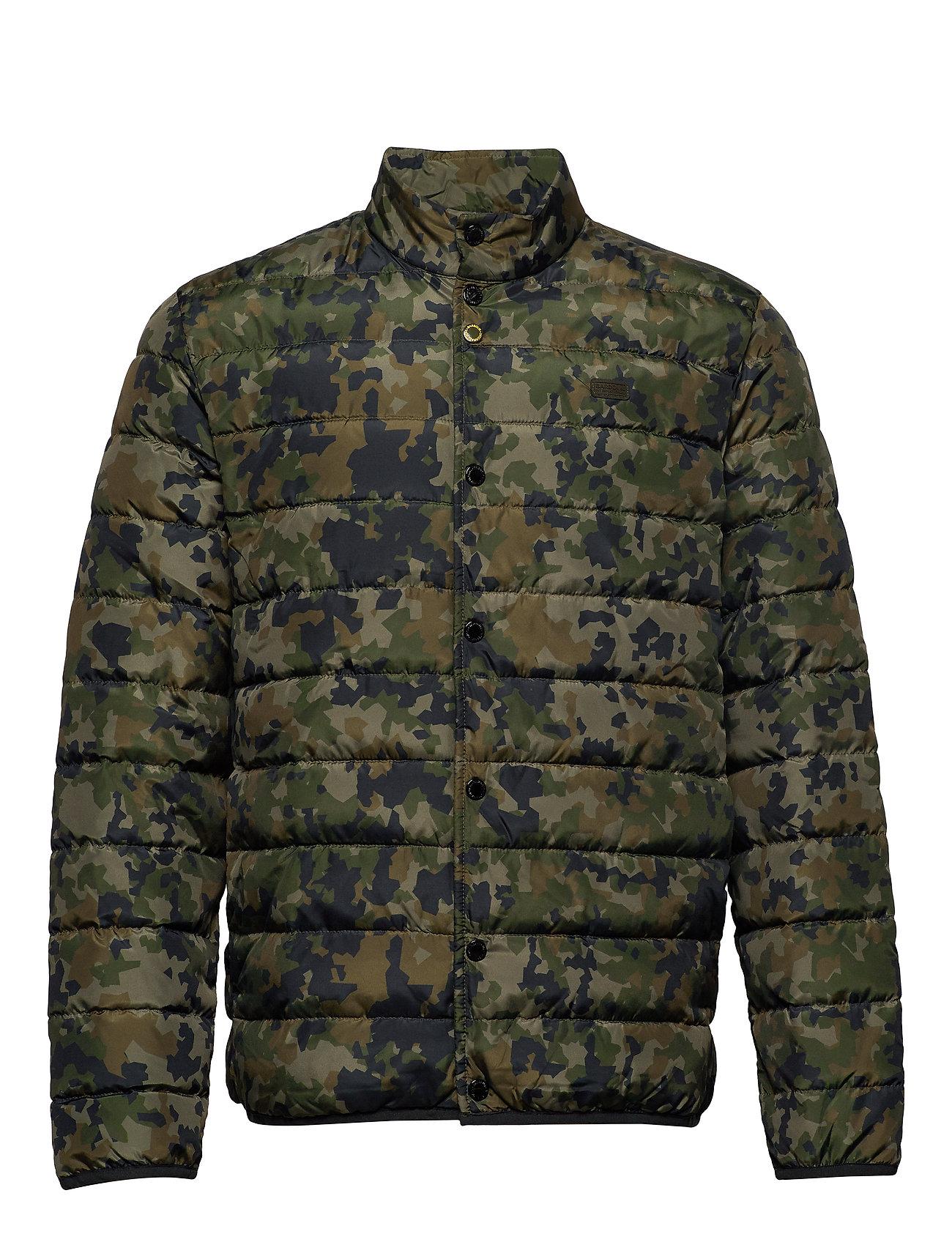 barbour camo jacket