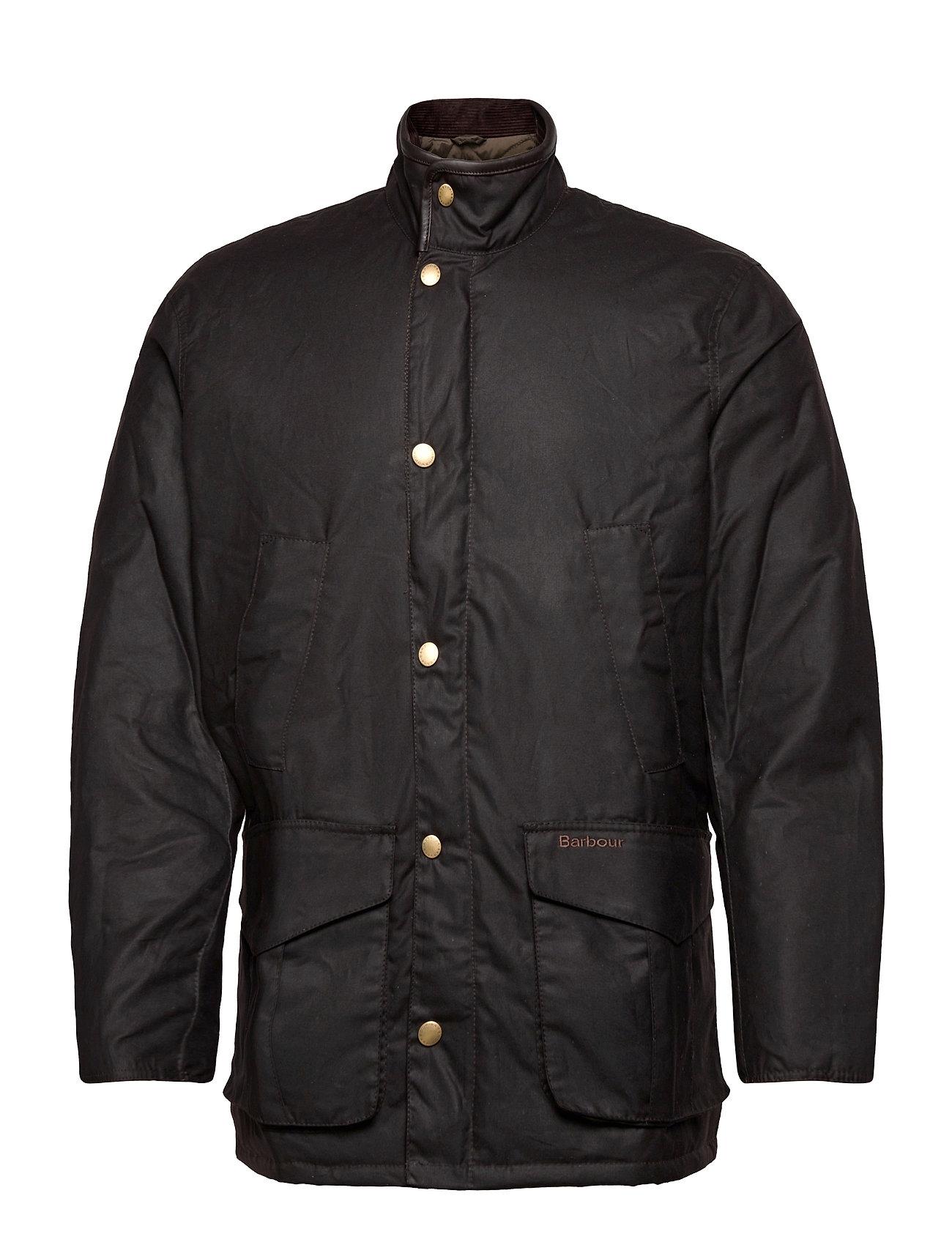 Barbour Hereford Jacket Parka Jakke Brun Barbour