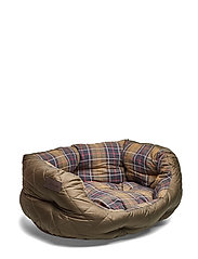 Barbour Quilted Bed 24 - OLIVE