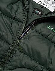 Barbour - Barbour Girls Dover Qu - dunjakker & forede jakker - isle green - 4