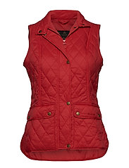Barbour Otterburn Gilet - POMEGRANATE