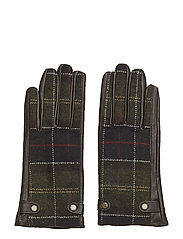 Barbour Galloway Glove - BROWN/CLASSIC T