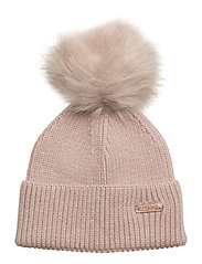 Barbour B.Intl Mallory Pom Beanie - PINK
