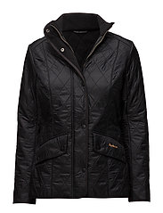 Barbour Cavalry Polarquilt - BLACK