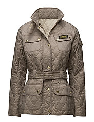 International Quilt - TAUPE/PEARL