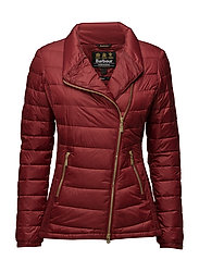 B.Intl Jurby Quilt - DEEP RED