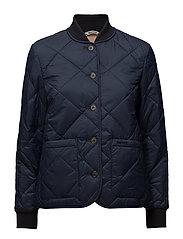 Barbour Freckleton Jacket - ROYAL NAVY
