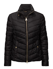 Barbour B.Intl Aubern Quilt - BLACK