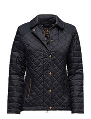 Barbour Quail Quilt - NAVY