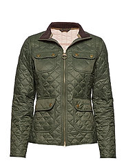 Barbour Bowfell Quilt - OLIVE