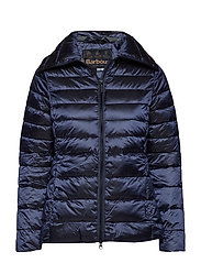 Barbour Drovers Quilt - ROYAL NAVY