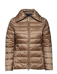 Barbour Drovers Quilt - SOFT GOLD