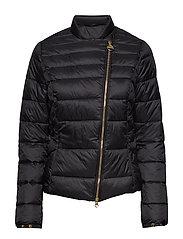Barbour B.Intl Cortina Quilt - BLACK