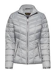 B.Intl Verbier Quilt - ICE WHITE