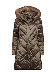 Barbour Reesdale Quilt - MINK