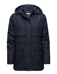 Barbour Altair Jkt - NAVY