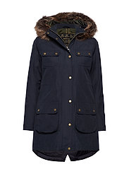 Barbour Barbour Collingwood Jk - NAVY/CLASSIC