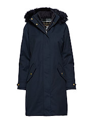 Barbour Barbour Bute Jacket - NAVY/JUNIPER TA