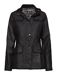 Barbour Ladies Utility - BLACK