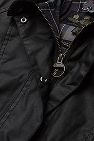 Barbour - Barbour Beadnell Wax Jacket - lette jakker - black - 3